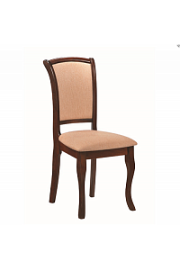 Стул TRISWIFT TS Alicante Chair Dark Walnut/Beige